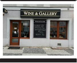 wine&gallery shop