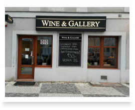 wine&gallery shop